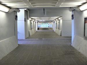 DB-Bahnhof Weilheim i.Ob - nach Umbau 2017