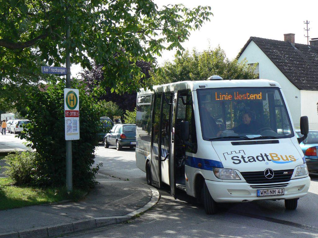 Stadtbus 2009