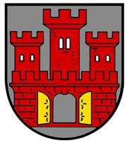 Stadtwappen Weilheim i.Ob.
