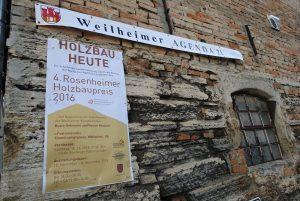 Ausstellung 'Holzbau heute', Weilheim - Stadl