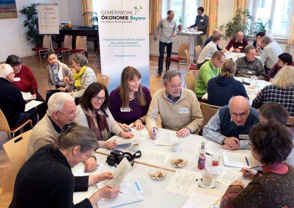 Gemeinwohl-Ökonomie Workshop