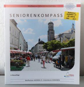 Weilheimer Seniorenkompass 4. Auflage