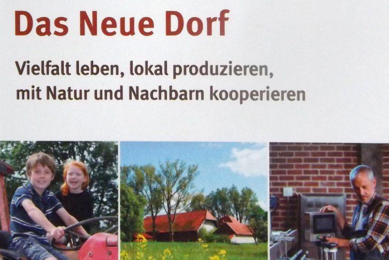 """Buchtitel """"Das Neue Dorf"""" von Prof. Ralf Otterpohl"""