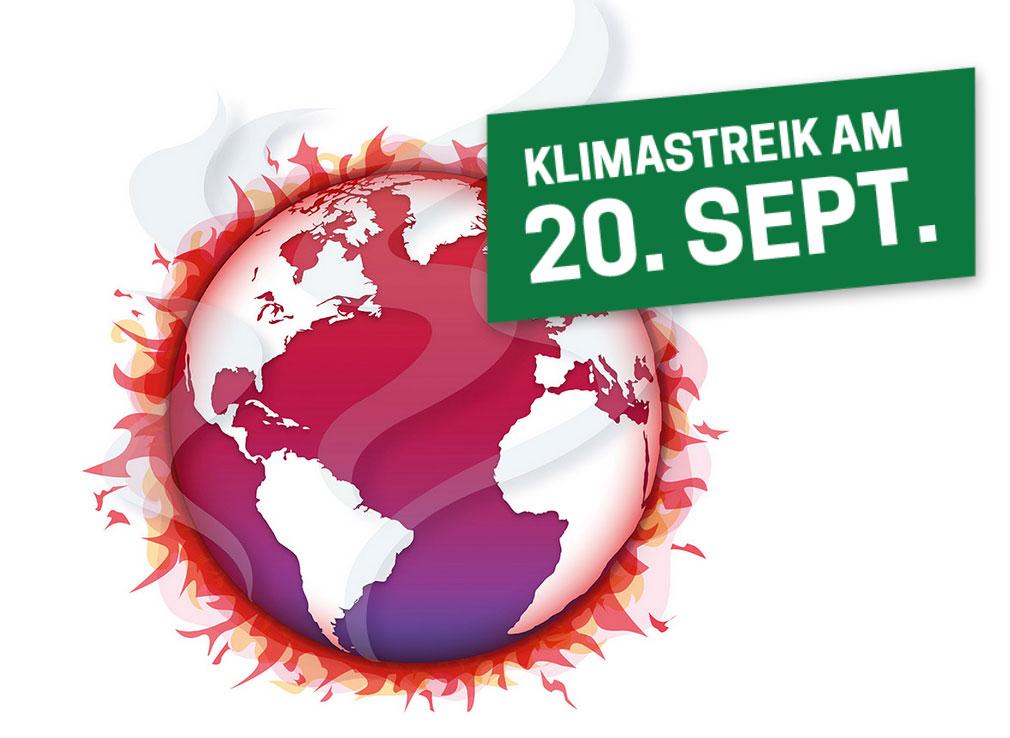 Klimastreik 20.9.19 - Grafik