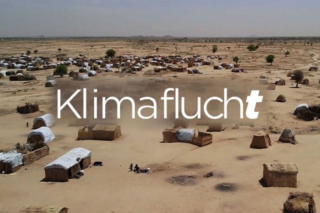 Dokumentarfilm 'Klimafluch und Klimaflucht' - Titel