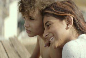 Bild aus dem Film 'Capernaum' - Zain mit Schwester