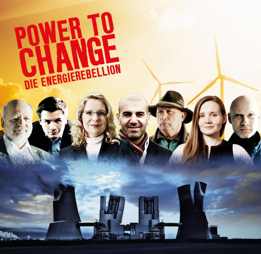 Dokumentarfilm 'Power To Change – Die Energierebellion' – Titelbild